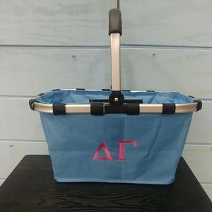 Handbags - Delta Gamma Collapsible Tote